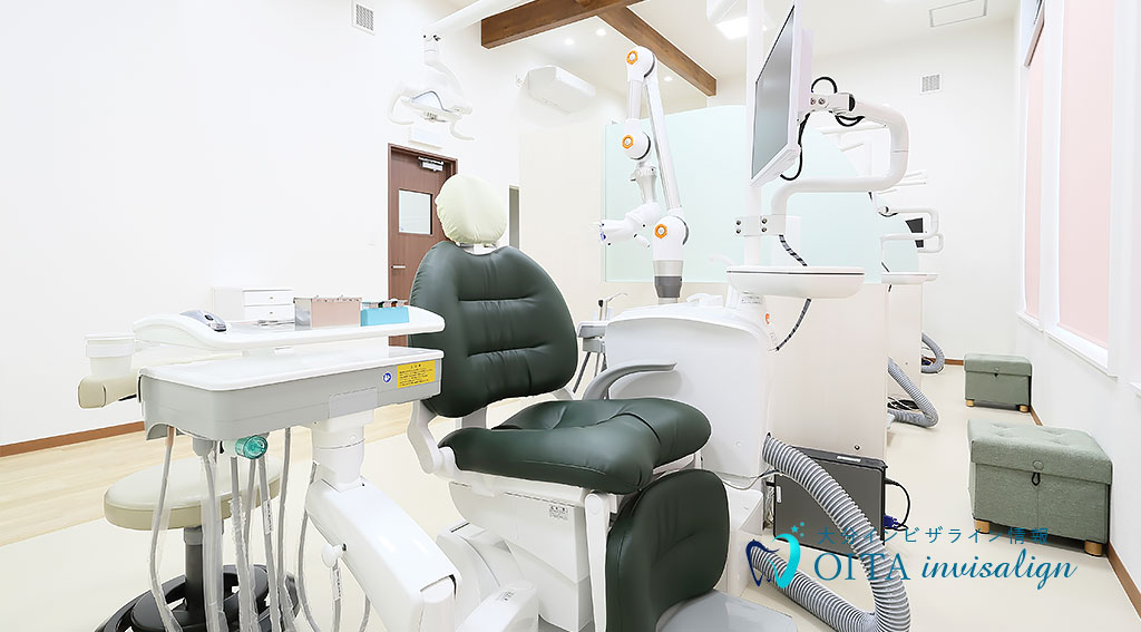 衛生面に力を入れている歯科医院